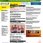 Newsletter du 15 octobre