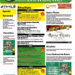 Newsletter du 12 novembre