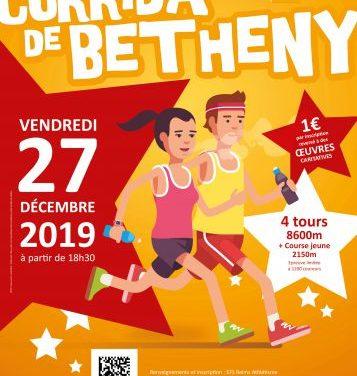 Corrida de Betheny 27/12/2019